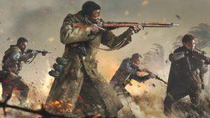 ¡UFFFF! _Call Of Duty_ Vanguard_ Presenta Su Tráiler De Lanzamiento