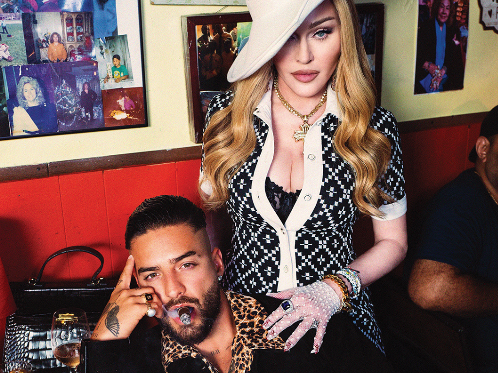 Maluma x Madonna
