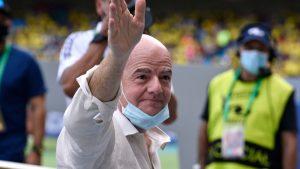 El Presidente De La FIFA Y La Propuesta De Realizar Un Mundial Cada 2 Años