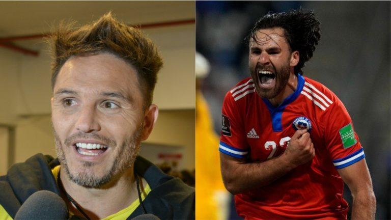 Rafael Olarra Sobre Ben Brereton_ Futbolísticamente Le Falta Mucho