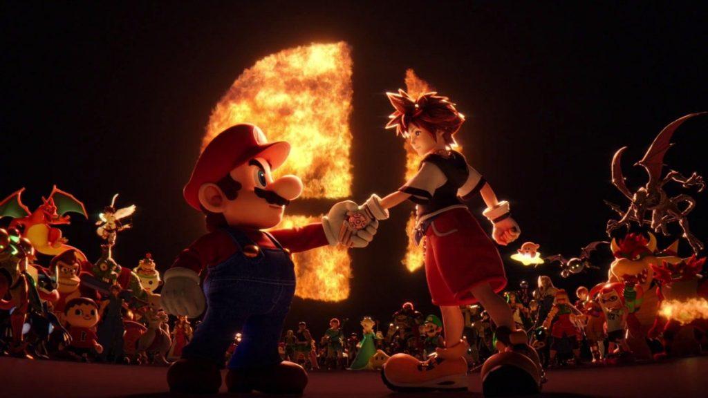 Sora Super Smash Bros Ultimate