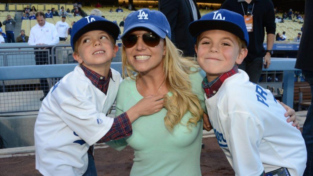 Britney Spears Hijos