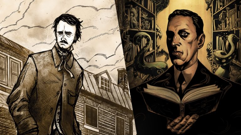 Myl Edgar Allan Poe Hp Lovecraft